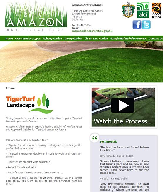 Amazon Artificial Grass