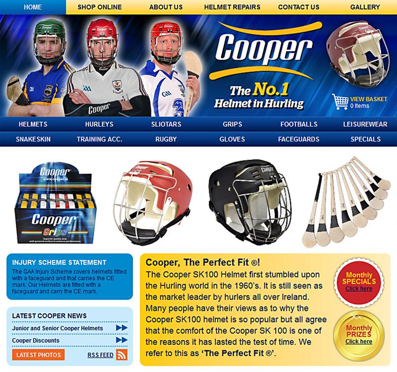 Cooper Leisure Online Store