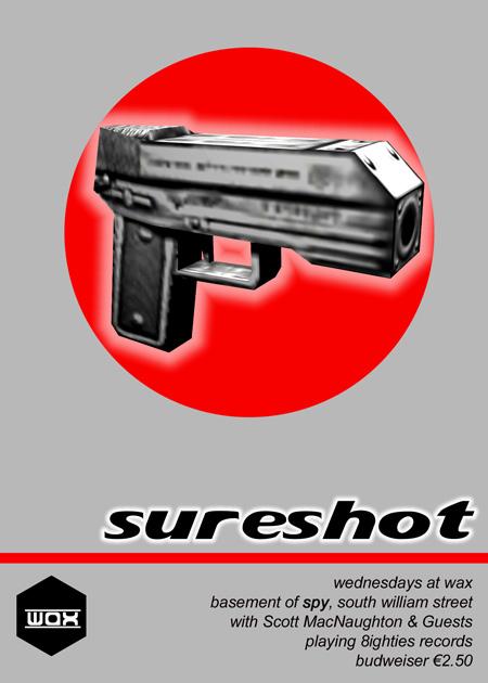 Sureshot Flyer (Promotional)