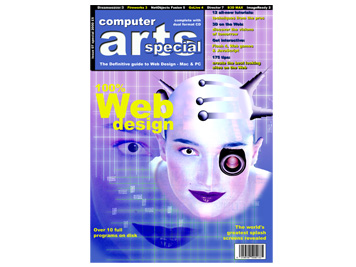 Computer Arts Cover (Promotional)