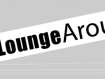 Lounge Around Flyer (Promotional)