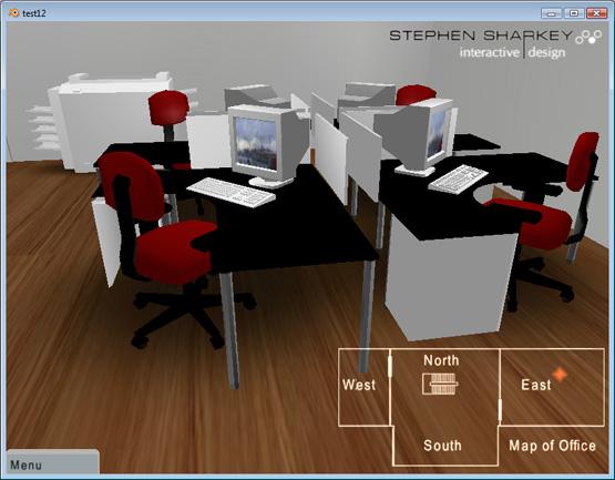 Interactive Office walkthrough (Download)
