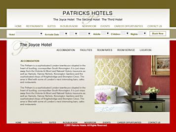 Patricks Hotels