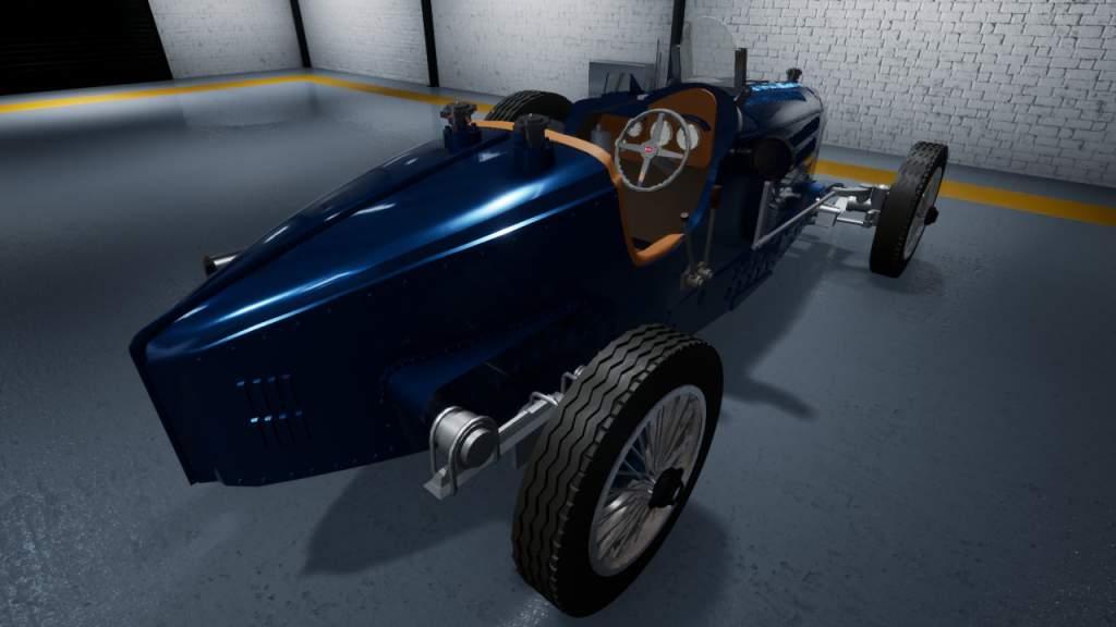 Bugatti VR Demo